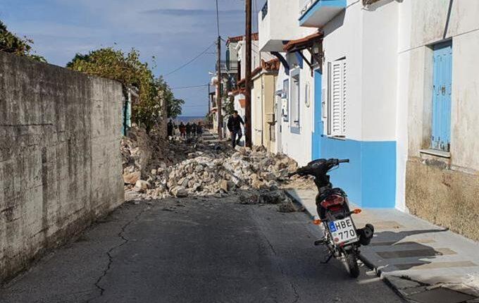 Σάμος: Αεροδιακομιδή ανήλικης στην Αθήνα
