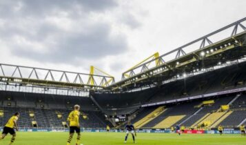 Bundesliga: Χωρίς κόσμο τον Νοέμβριο λόγω κορωνοϊού