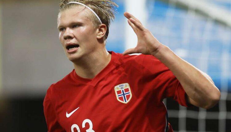 Χάαλαντ: Πρώτο χατ-τρικ με τη Νορβηγία, έξι γκολ σε έξι συμμετοχές!
