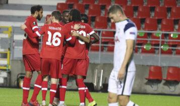 Europa League: Κέρδισε την Τότεναμ η Αντβέρπ - Ανετη νίκη για την Μίλαν