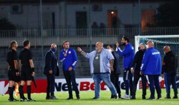 Κλάτενμπεργκ: Ετοιμάζει φάκελο προς την UEFA για τις αλητείες κατά διαιτητών!