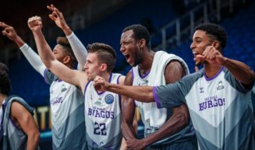 «Η Μπούργος ήρθε στην Αθήνα για να κατακτήσει το BCL»