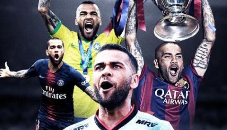 Ντάνι Αλβες: Η απάντηση για την απουσία από τους κορυφαίους του France Football (ΦΩΤΟ)