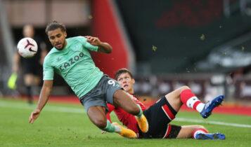 Premier League: Τέλος στο αήττητο σερί της Εβερτον - Εχασε (2-0) από την Σαουθάμπτον