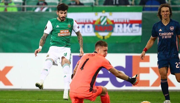 Europa League: Σκόραρε ο Φούντας κόντρα στην Αρσεναλ - Τα αποτελέσματα των πρώτων αγώνων