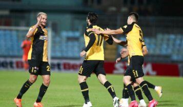 Νίκη... χρυσάφι με ψυχή για την ΑΕΚ (0-1) στα Ιωάννινα και με θετικά μηνύματα!