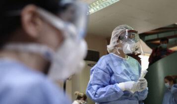 Κορωνοϊός: 267 νέα κρούσματα -7 οι νεκροί το τελευταίο 24ωρο