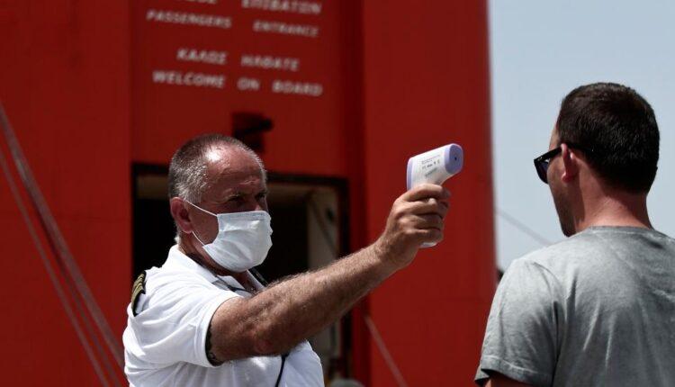 Κορωνοϊός: Θετικά άλλα έξι μέλη του πληρώματος του πλοίου «Διονύσιος Σολωμός»