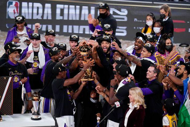 NBA: Πρωταθλητές οι Λέικερς -Κέρδισαν τους Χιτ και κατέκτησαν το 17ο τρόπαιο της ιστορίας τους