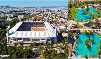 «Αγιά Σοφιά-OPAP ARENA»: Η μαγική διαδρομή από το Αλσος, στο γήπεδο της ΑΕΚ (VIDEO)