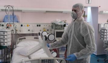 Κορωνοϊός: 295 νέα κρούσματα -7 θάνατοι, 91 διασωληνωμένοι