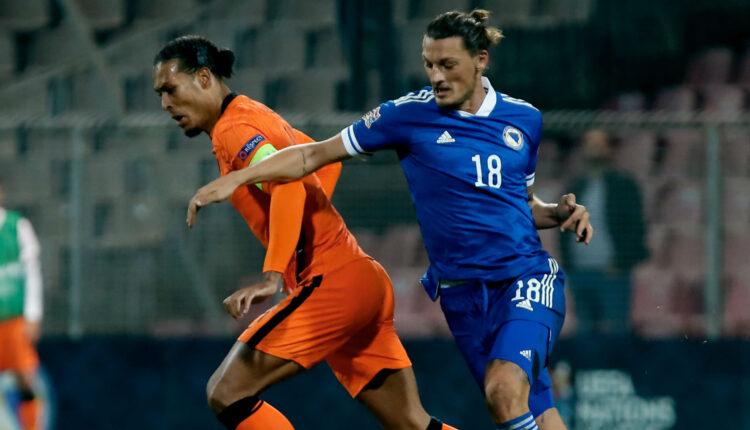 Nations League: Στο μηδέν με την Ολλανδία η Βοσνία του Μπάγεβιτς