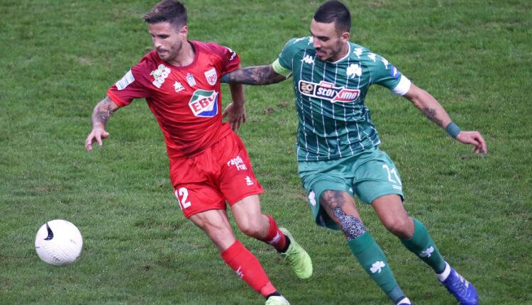Super League: «Ξέρανε» τον Παναθηναϊκό στις καθυστερήσεις ο Βόλος (1-1)