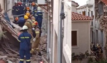 Τραγωδία: Νεκρά δύο παιδιά στη Σάμο -Τοίχος τα καταπλάκωσε μετά το σεισμό