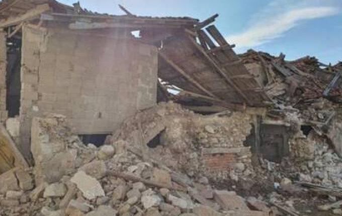 Σάμος: Οκτώ τραυματίες από τον σεισμό