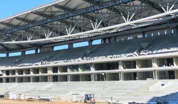 Βούρος: «Η ΑΕΚ δεν θα χάνει στην «Αγιά Σοφιά-OPAP ARENA» -Είναι κάτι ανώτερο από ένα απλό γήπεδο»