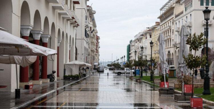 Κορωνοϊός: Ολοταχώς για lockdown η Θεσσαλονίκη -Γώγος: Αυτά τα μέτρα εξετάζουμε