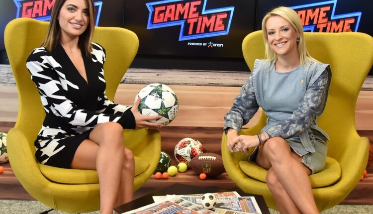 Μαρία Καζαριάν στο ΟΠΑΠ GAME Time: «Ανεβασμένη η Εθνική Ομάδα με τον Φαν'τ Σχιπ» (VIDEO)