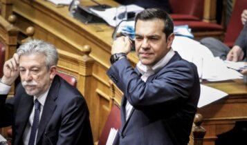 Παραίτηση Κοντονή: Τσουνάμι αντιδράσεων για τον Ποινικό Κώδικα του ΣΥΡΙΖΑ που ευνοεί τη Χρυσή Αυγή