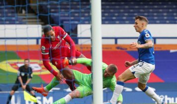 Premier League: Πολύ σκληρή για να πεθάνει η Εβερτον - Κράτησε στο 2-2 την Λίβερπουλ