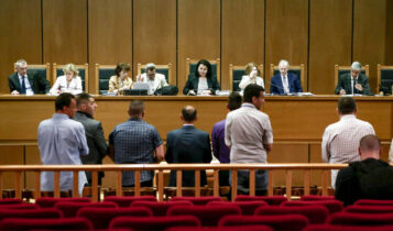 Δίκη Χρυσής Αυγής: Μάλλον Τρίτη η απόφαση για τις ποινές