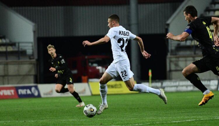 Ζόρια: Κέρδισε με 4-0 την Ρουκ Λβιβ