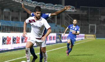 Super League: Η Λάρισα κέρδισε με 2-1 τον ΠΑΣ Γιάννινα