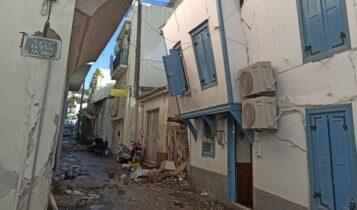 Σεισμός στη Σάμο: Η μεγαλύτερη μετατόπιση εδάφους που έχει καταγραφεί μέχρι σήμερα