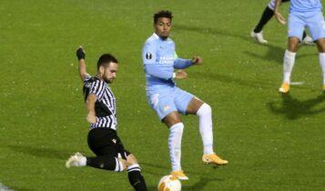 Europa League: Ο ΠΑΟΚ κέρδισε (4-1) την αποδεκατισμένη Αϊντχόφεν
