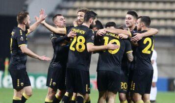 «Τρομοκρατική» οργάνωση ΑΕΚ, «ισοπέδωσε» την Ζόρια με 1-4 μέσα στην Ουκρανία!