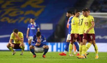 Premier League: Αγνωστη λέξη η... νίκη για Μπράιτον και Μπέρνλι