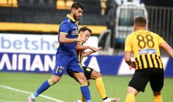 Αρης-ΑΕΚ: Το κανάλι που θα δείξει το ματς στο «Κλ.Βικελίδης»