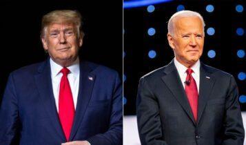 Αμερικανικές εκλογές: Μια ανάσα από την προεδρία ο Μπάιντεν - Πέρασε μπροστά σε Πενσιλβάνια και Τζόρτζια