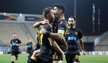 Βαθμολογία UEFA: Πόσους βαθμούς έχει δώσει φέτος η ΑΕΚ στην Ελλάδα