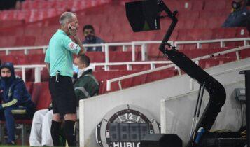Συμβαίνει και στην Premier League: Στο Αρσεναλ-Αστον Βίλα δεν άναψε η οθόνη του VAR