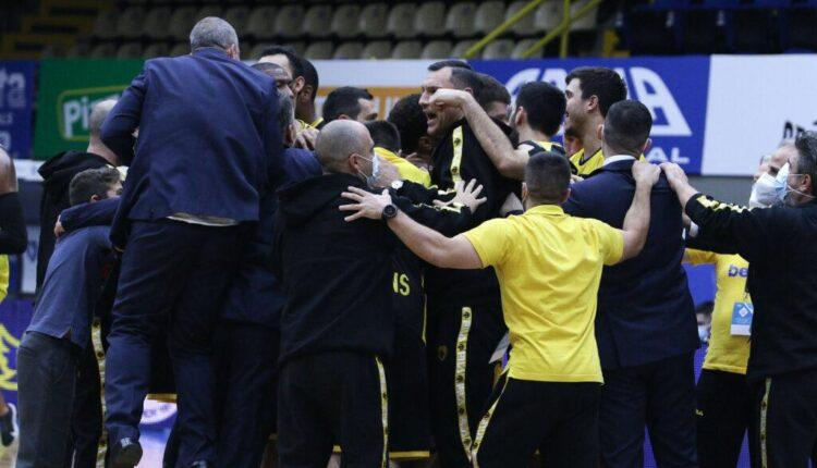 Η ΑΕΚ έχει παίκτες νικητές και αυτό δεν πρέπει να υποτιμάται από κανέναν