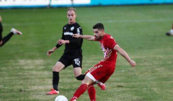 Super League: Ο Ολυμπιακός κέρδισε (2-0) τον ΟΦΗ στην Κρήτη