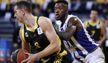 Basket League: Ο Αρης νίκησε τον Ηρακλή, 81-75 στο Αλεξάνδρειο