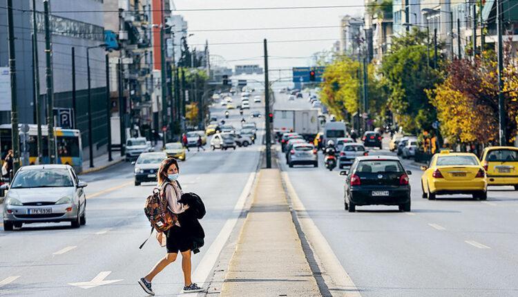 Lockdown: Η εξήγηση για την κίνηση στους δρόμους