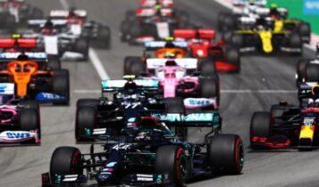 Με 23 αγώνες το καλεντάρι της F1 για το 2021