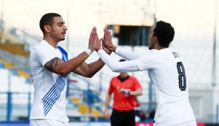 Γιακουμάκης: Το πρώτο του γκολ με την Εθνική! (VIDEO)