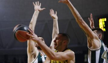 Basket League: Αναβλήθηκε και το Αρης-Παναθηναϊκός