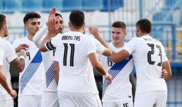 Εθνική: «Κόκκινο» στην Τούμπα, στον... αέρα το ματς με τη Σλοβενία