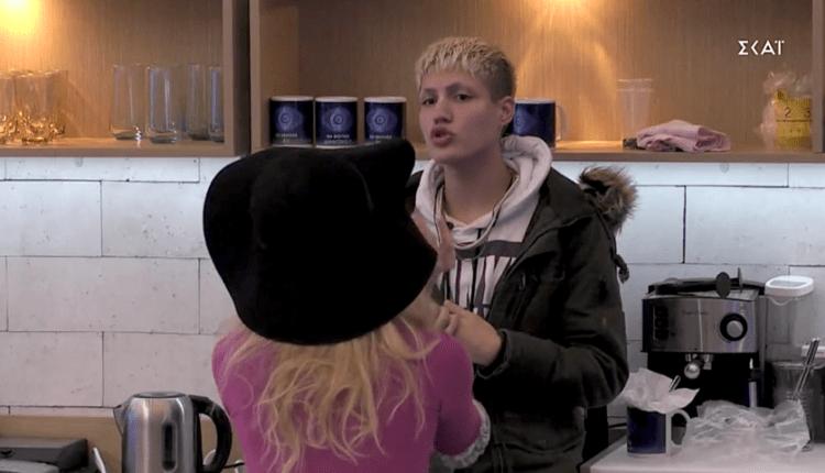 Big Brother: Η απρεπής ερώτηση στον Θέμη και η απάντηση του (VIDEO)