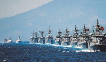 Τουρκία: Με νέα NAVTEX ζητάει την αποστρατιωτικοποίηση της Τήλου και της Χάλκης