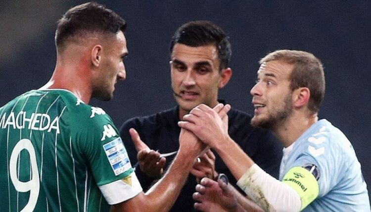 Απόλλων Σμύρνης: «Ξένοι διαιτητές σε όλα τα ματς»