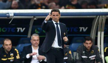 Χιμένεθ: «Η ΑΕΚ έχει ρόστερ ικανό να διεκδικήσει το πρωτάθλημα και να προχωρήσει στην Ευρώπη»