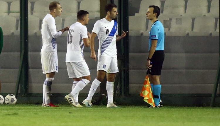 Εθνική Ελπίδων: Είπε «αντίο» στην πρόκριση στο Euro, ήττα 2-0 από την Τσεχία