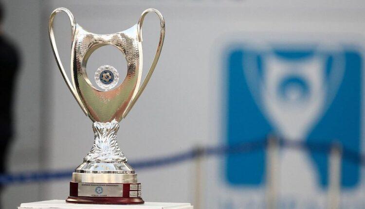 Κύπελλο Ελλάδος: Στην Cosmote τα δικαιώματα