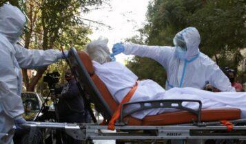 ΣΟΚ: 3.038 νέα κρούσματα κορωνοϊού -336 διασωληνωμένοι και 38 θάνατοι